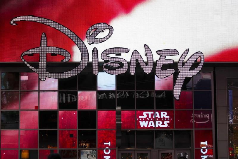 迪士尼進軍網路影音串流服務。(法新社)