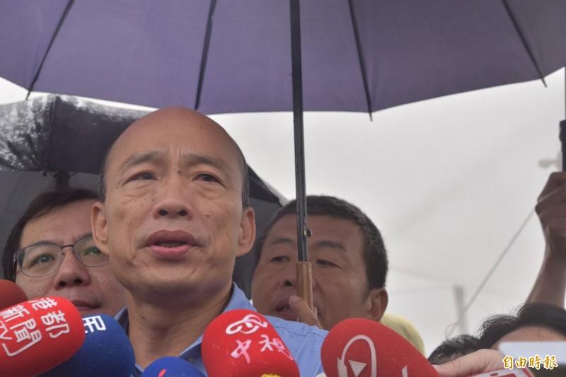 反送中》陳芳明形容:韓國瑜像泥鰍、吳敦義舉槍攻小英