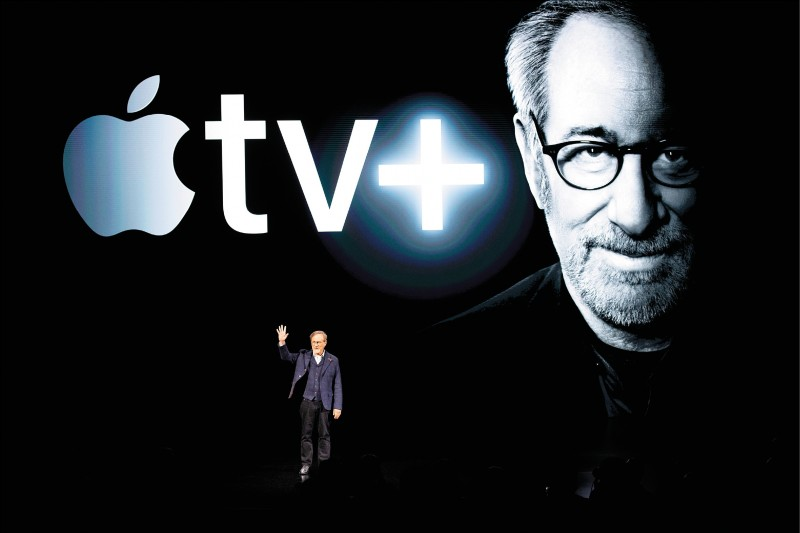 國際現場》挑戰Netflix、迪士尼 Apple TV+擬11月上市