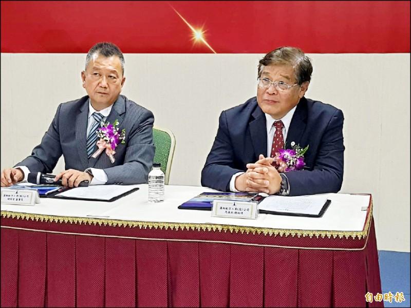 高教機9月底出廠 漢翔2022年營收爆發