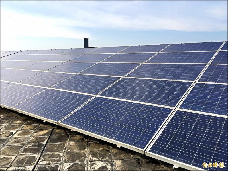 看好明年肥單 太陽能模組廠擴產