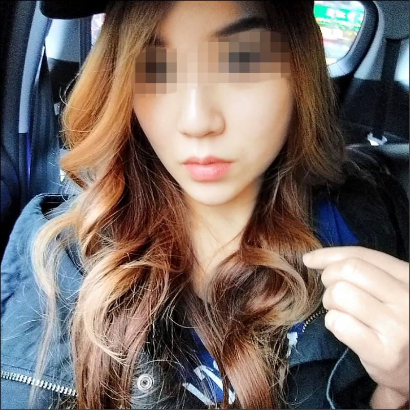 甯嘉科技公司正妹負責人曾甯嘉,昨被依違反銀行法判16年3個月徒刑,併科罰金5千萬。(取自臉書)