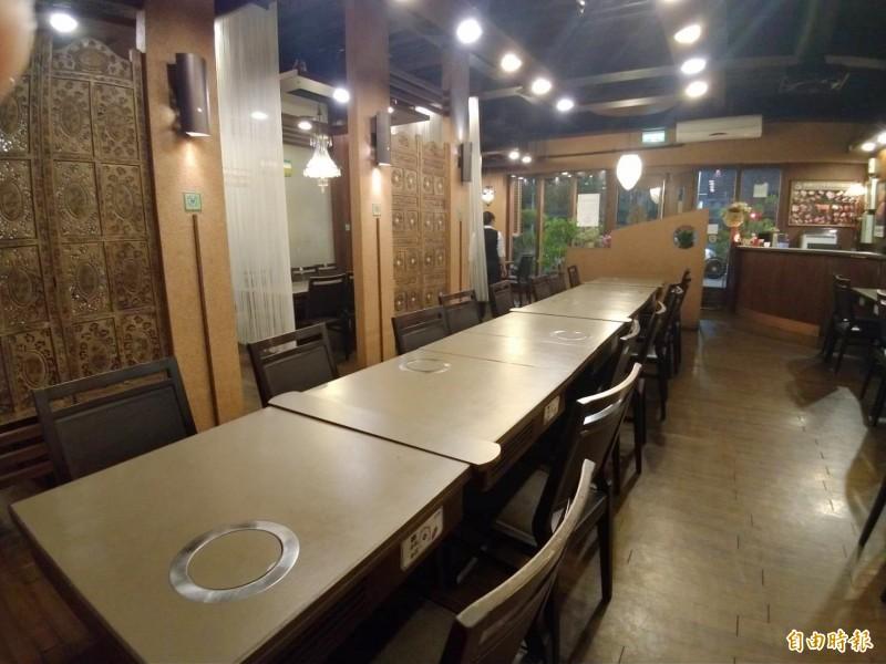 總督西餐廳是不少嘉義人用餐的回憶。(記者王善嬿攝)