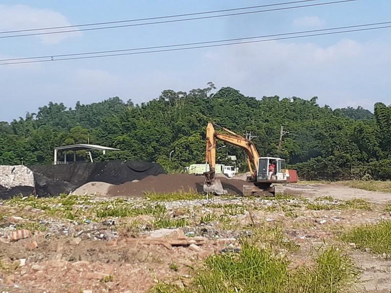 南市將在柳營六甲區域性垃圾轉運站設置處理規模每日百噸的「垃圾全分選場」,產製環保再生燃料。(南市環保局提供)