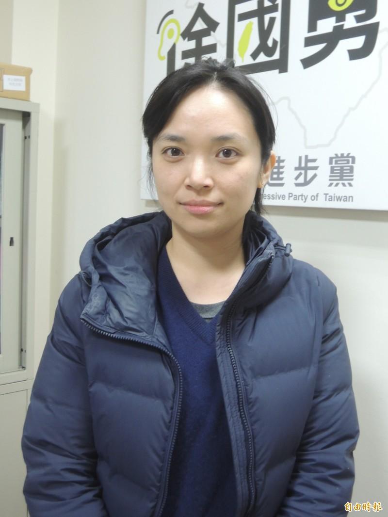 不是周江杰! 民進黨竹縣黨部建議徵召邱盈滋、范文鴻