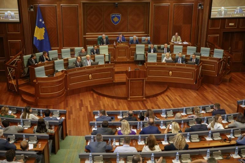 科索沃表決通過解散國會 提前大選