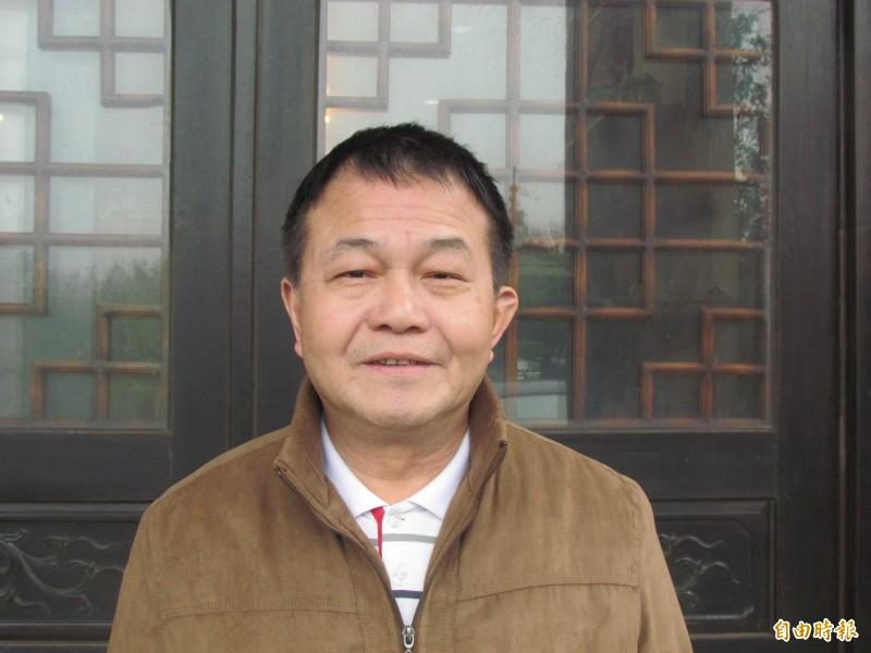 前觀音鄉長、現任桃園市議員歐炳辰。(資料照)