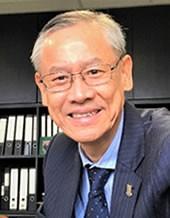 香港大學2名副校長康諾恩及賀子森(圖)都被證實離任。(圖擷取自香港大學官網)