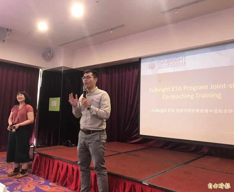 開學新措施 雲林引進外師英語協同教學
