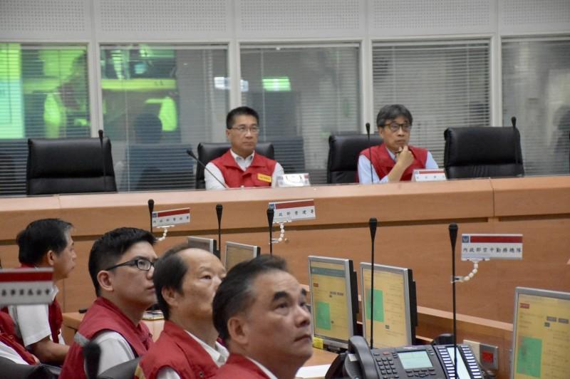 白鹿颱風南台灣警戒 徐國勇:至少要做到人命沒有傷亡