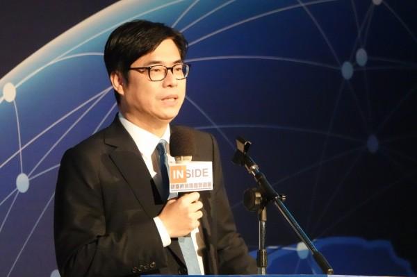 陳其邁:台灣在5G時代會是隱形冠軍