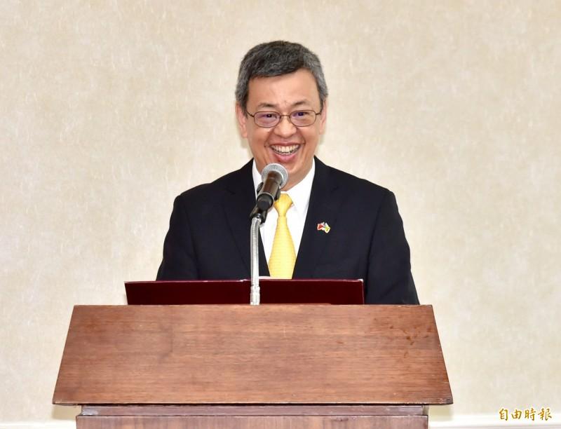 副總統陳建仁感謝大法官肯定年改的合憲與必要。(資料照)