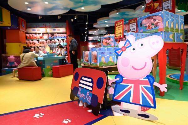 孩之寶斥資1252億 收購「佩佩豬」母公司