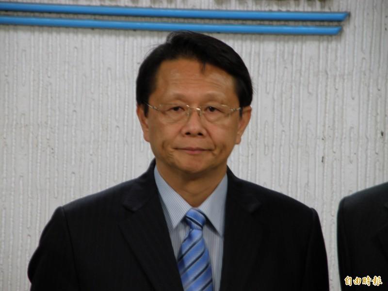 前刑事局主任秘書許瑞山。(資料照)