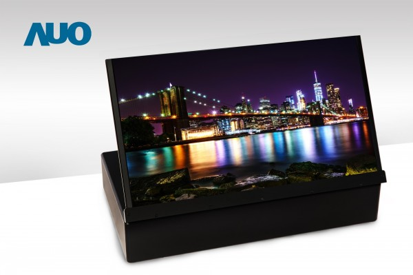 領先業界!友達發表17.3吋UHD 4K噴墨印刷OLED顯示技術