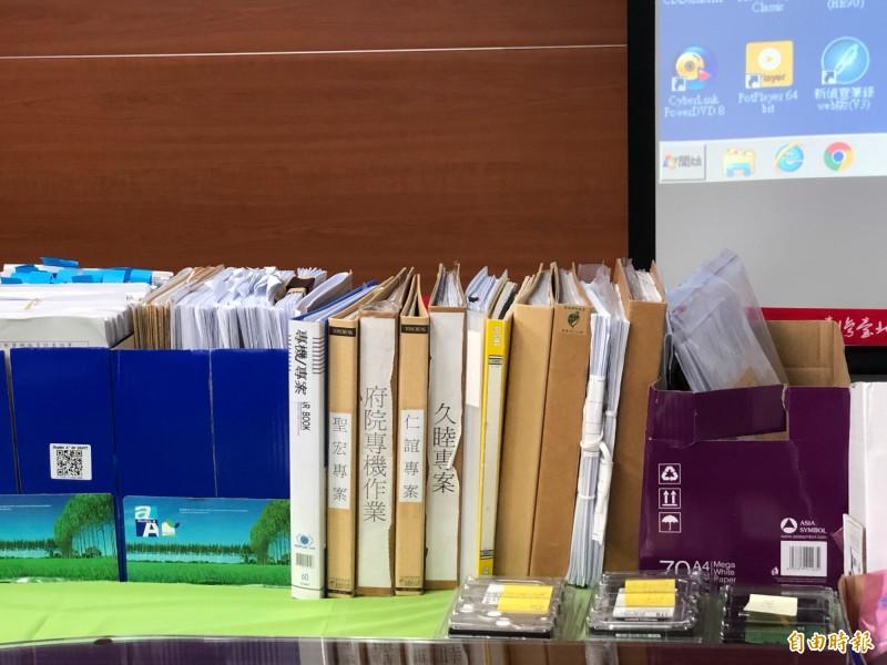 台北地檢署今偵結起訴國安特勤私菸案。(記者錢利忠攝)