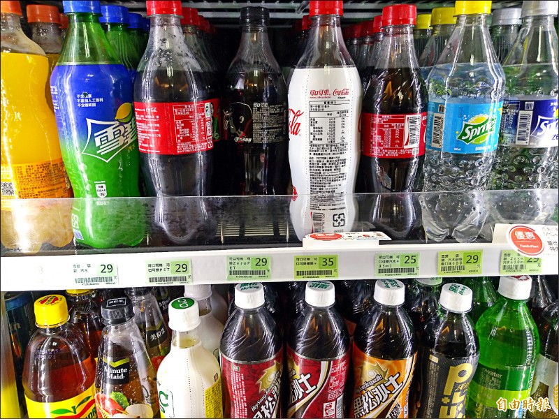 含糖飲料易變質 最好2小時內喝完