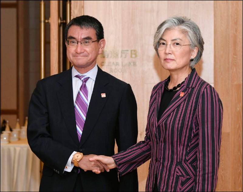 《中英對照讀新聞》Foreign ministers of Korea, Japan fail to mend fences-韓、日外長未能冰釋前嫌