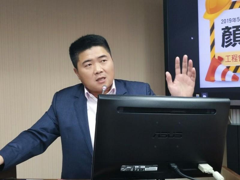 接韓競總副執行長 顏寬恒︰為了讓台灣重返榮耀,願承擔