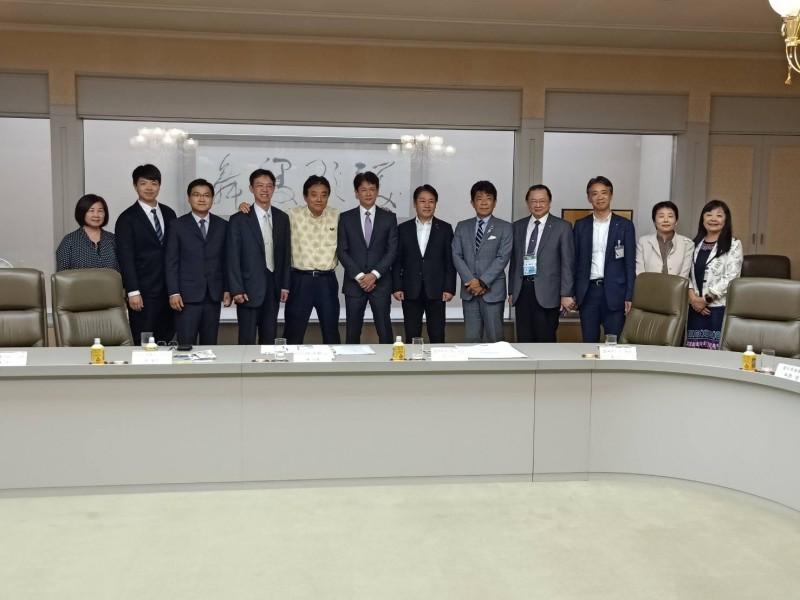 中市觀旅局訪名古屋行銷台中 推動締結觀光友好城市交流協定