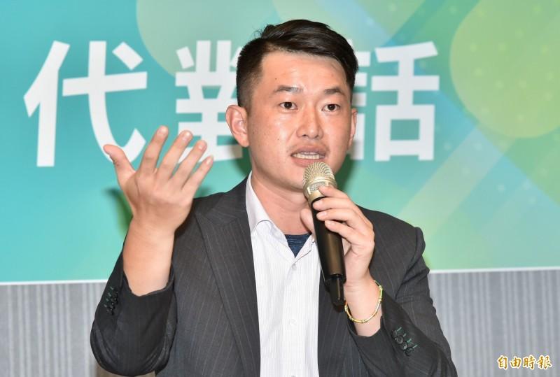 韓國瑜競辦公佈副執行長 陳柏惟諷:至少也要像我這麼專業