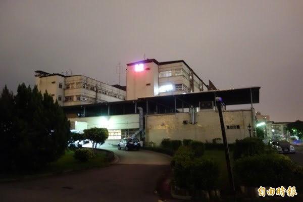 三軍總醫院松山分院加護病房發生火警。(資料照)