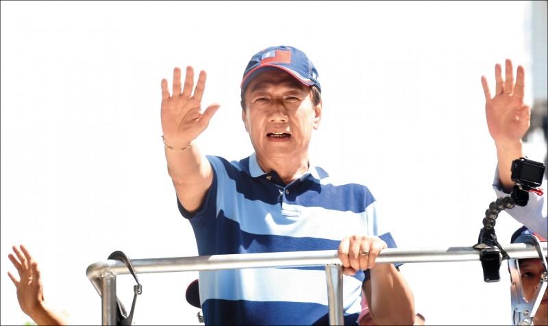 外界傳出不管國民黨是否會換掉國民黨總統參選人韓國瑜,鴻海創辦人郭台銘都會在九月初參選,永齡基金會副執行長蔡沁瑜強調,要不要換瑜,是國民黨他們的家務事。(資料照)