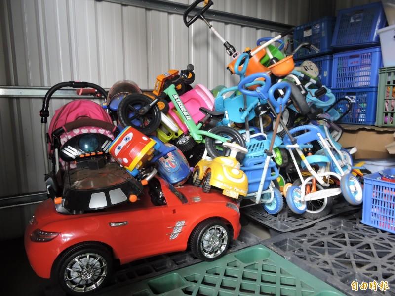 彰化市回收二手玩具 收到最多的竟然是.....