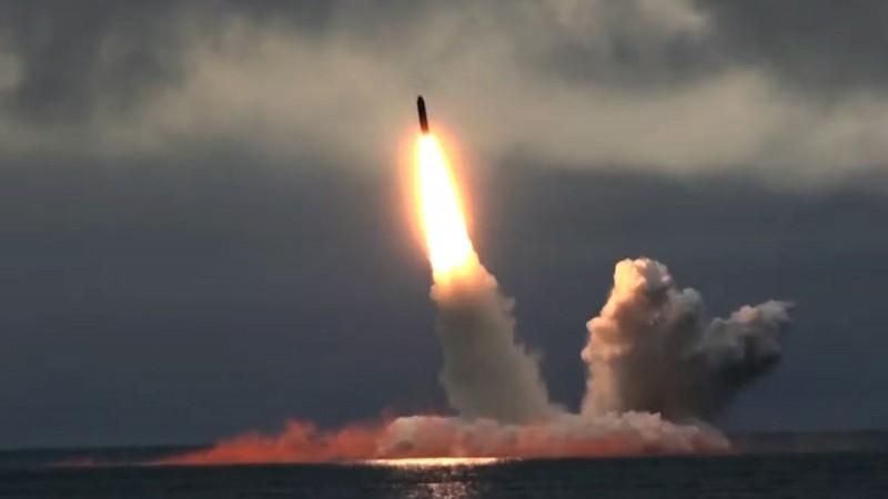 美試射飛彈後 俄羅斯北極海試射2洲際飛彈