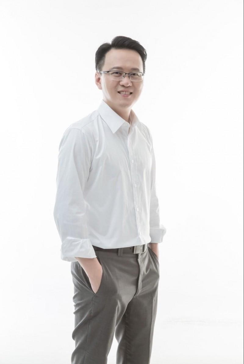 民進黨預計徵召莊競程競選台中市第五選區立委。(圖擷取自羅文嘉臉書)