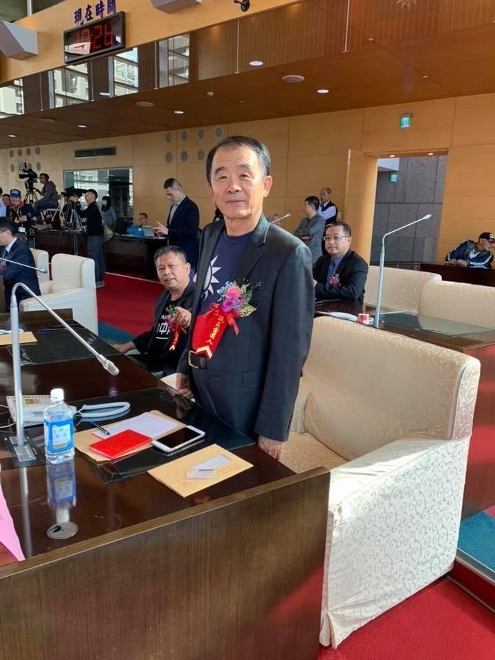 親民黨議員段緯宇強調,如果郭台銘沒有跟親民黨合,親民黨總統大選也不會缺席。(取自段緯宇臉書)