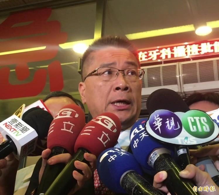 內政部長徐國勇。(資料照)