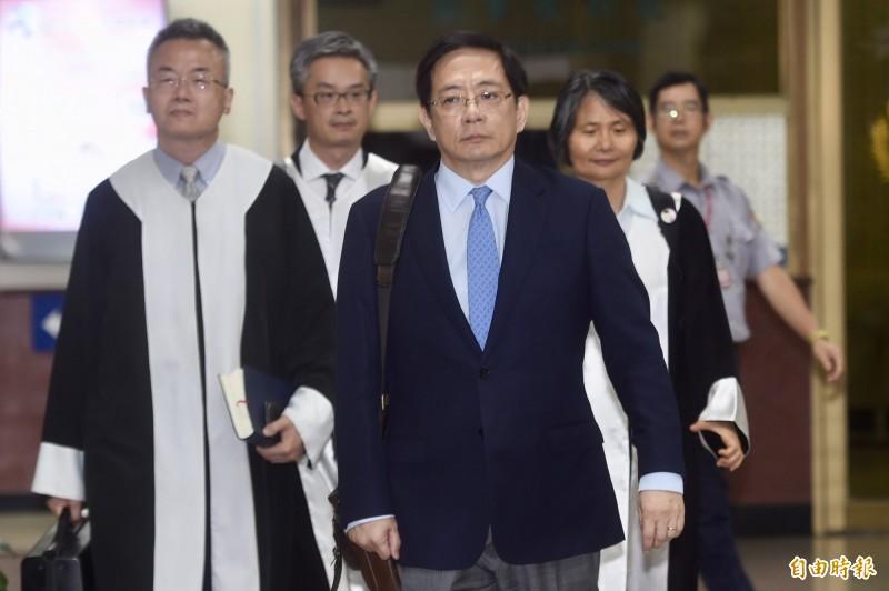 管中閔涉兼職懲戒案今宣判。(資料照)