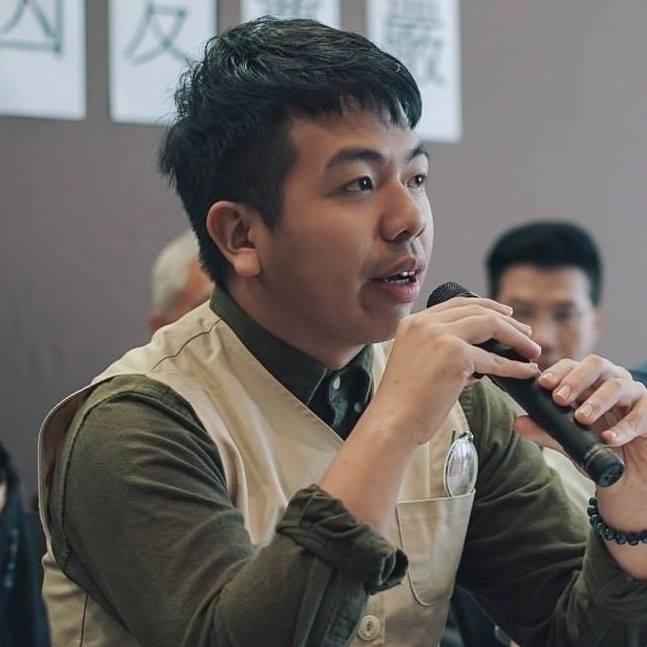 香港眾志主席林朗彥,今(3日)入境香港時當場被捕,目前法院已裁定保釋。(圖擷自林朗彥臉書)