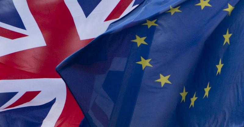 歐盟官員週三(4日)表示,該組織預備7.8億歐元(約新台幣270億元)的緊急資金,以防範可能發生的無協議脫歐對成員國造成的影響。(美聯社)