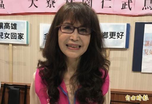 過去曾力挺高雄市長韓國瑜的「北漂媽媽」潘金英(見圖),因日前批韓遭到韓粉灌爆臉書。(資料照)