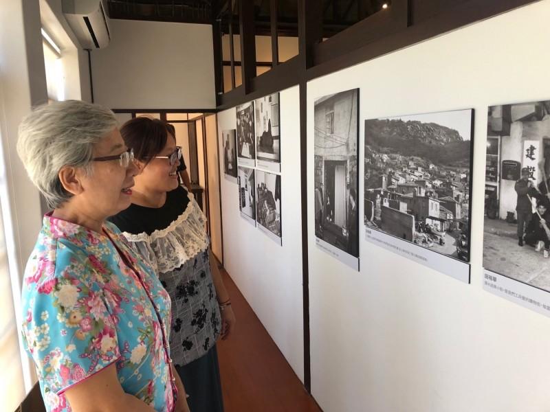 「再見,阿兵哥」 高史博館攝影展:重返圍牆內的軍旅歲月