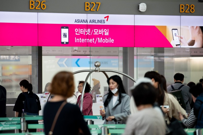 韓國今年最熱門的國外旅遊目的地是越南峴港、泰國曼谷等東南亞城市。圖僅示意,與本文無關。(彭博)