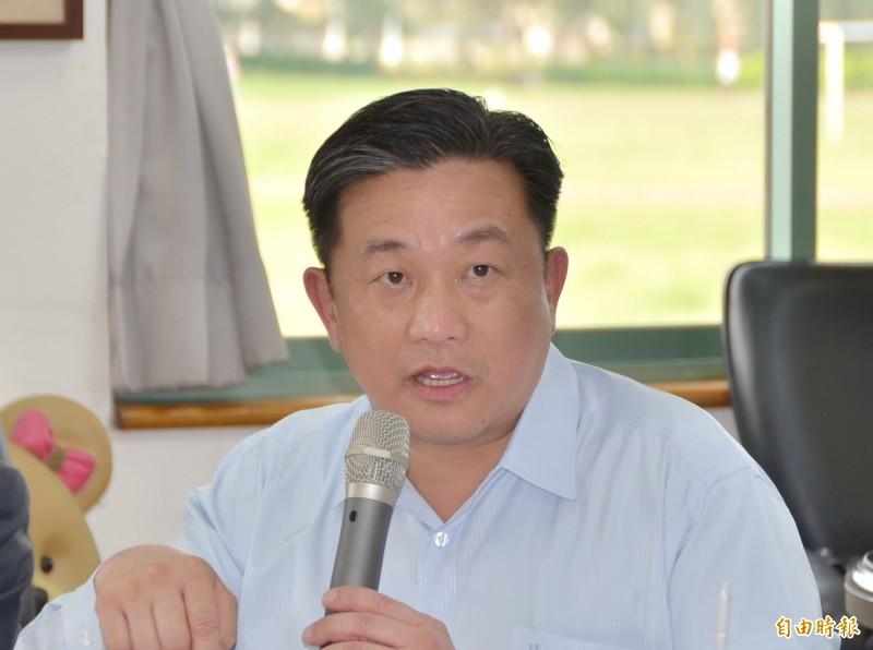 王定宇認為,修訂新法應考量風險因子,以現行法律就可接受港人申請政治庇護。(資料照)