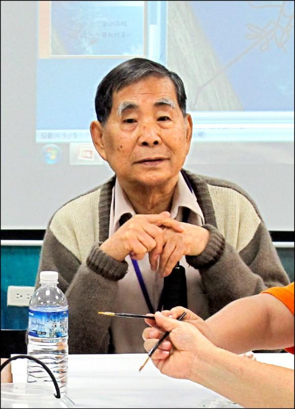 「台灣人民自救宣言」起草人之一、前立委謝聰敏昨病逝於林口長庚醫院,享壽八十五歲。(資料照)