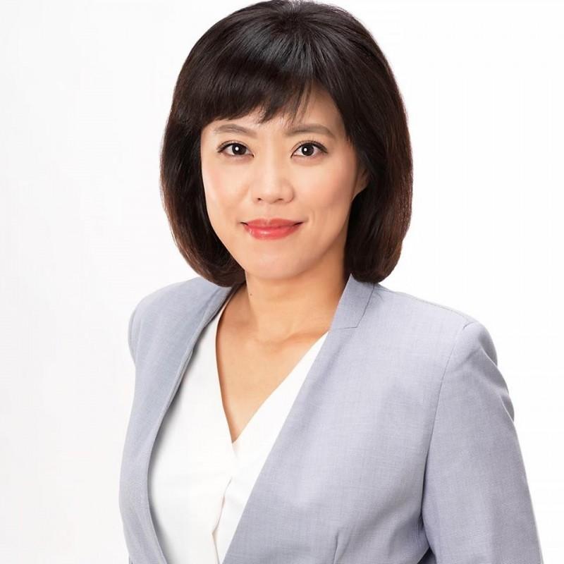 新北市議員唐慧琳還原0908晚間前總統馬英九被韓粉噓下台真象。(圖擷取自唐慧琳臉書)