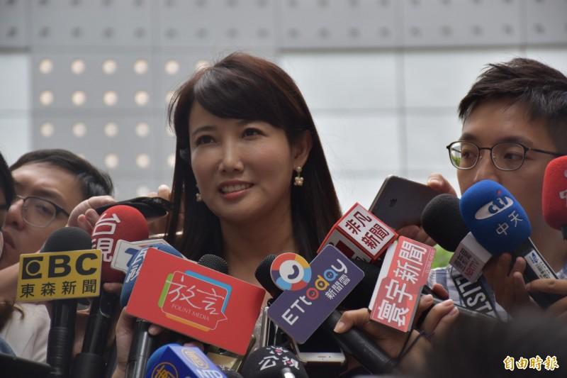 郭幕僚、永齡基金會副執行長蔡沁瑜表示,目前沒考慮送月餅給韓國瑜。(資料照)