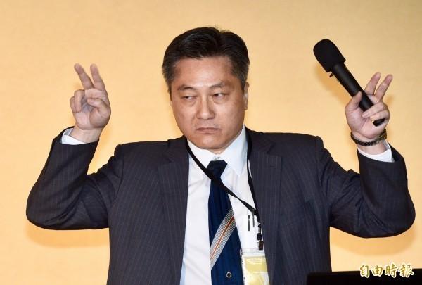 OpenKMT成員的國民黨行管會副主委李福軒在LINE群組內點出韓國瑜在新北造勢的3大錯誤。(資料照)