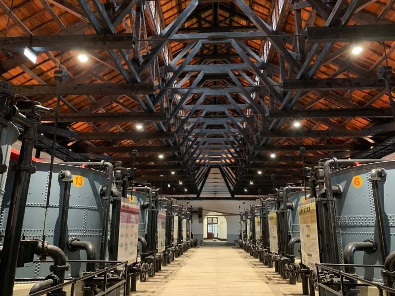 山上花園水道博物館將於10月10日開幕。(取自台南山上花園水道博物館臉書)