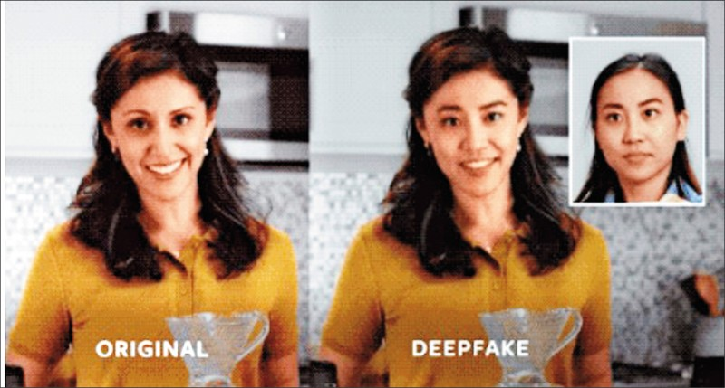 打擊Deepfake假影片!臉書月初才宣布出資逾3億舉辦檢測工具挑戰賽。 (圖取自Facebook官方部落格)