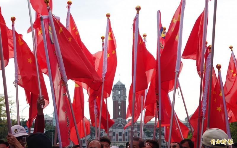 台灣明年將大選 沈榮欽:中國假新聞攻勢罕見強烈