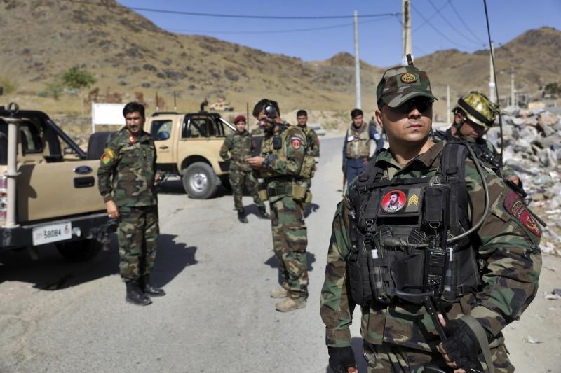 塔利班警告美國,如果不願意恢復談判,他們已經準備好再戰100年。(美聯社)