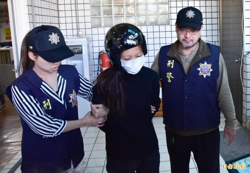 蕭姓女嬰的吳姓生母,被警方依過失致死罪嫌送辦,現仍在偵辦中。(資料照,記者張議晨攝)