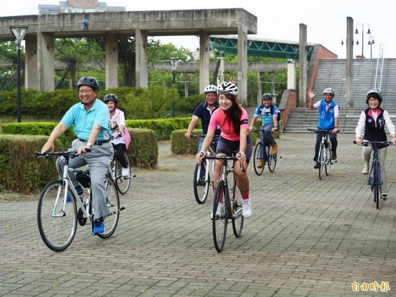 新竹縣自行車節加碼微旅行 預計將有上千人參加