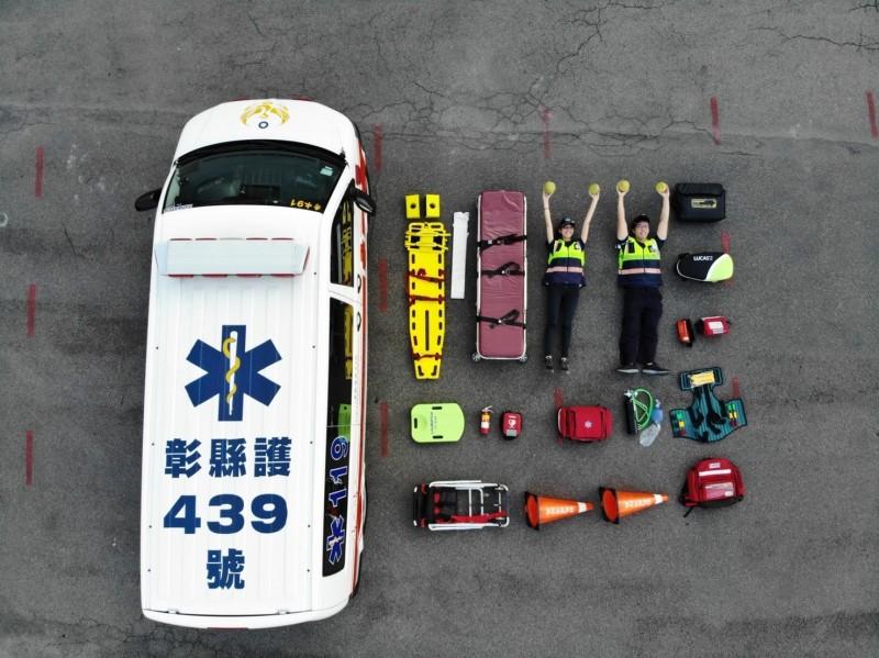 台灣也有! 真人版的「救護車」開箱文來了